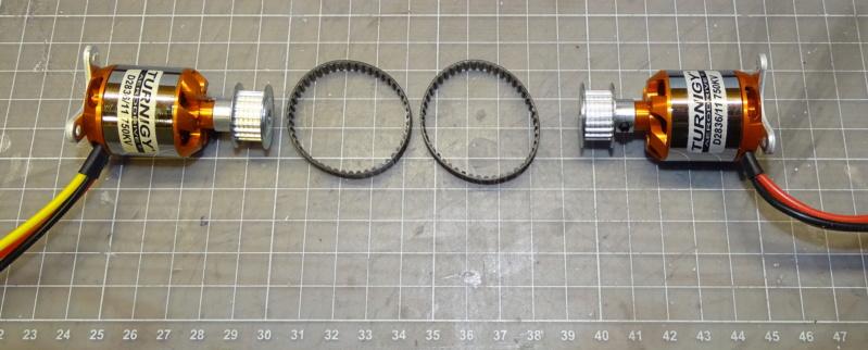 Selbstfahrende 50ft Minibarge Dsc03620