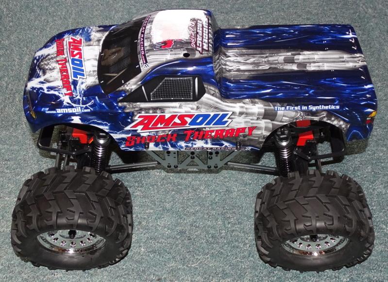 "Monstertruck ""Ground Pounder"" / Redcat Racing, 1:10 Dsc04325"
