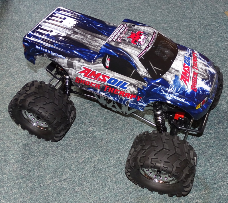 "Monstertruck ""Ground Pounder"" / Redcat Racing, 1:10 Dsc04326"