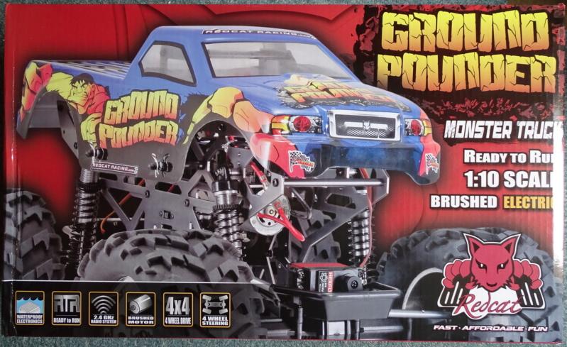 "Monstertruck ""Ground Pounder"" / Redcat Racing, 1:10 Dsc04328"