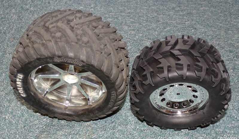 "Monstertruck ""Ground Pounder"" / Redcat Racing, 1:10 Dsc04330"