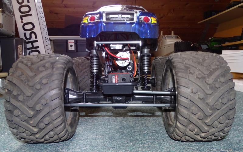 "Monstertruck ""Ground Pounder"" / Redcat Racing, 1:10 Dsc04420"