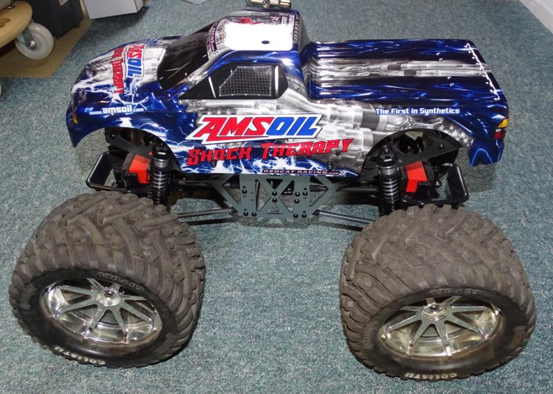 "Monstertruck ""Ground Pounder"" / Redcat Racing, 1:10 Dsc04422"