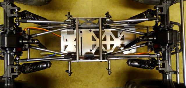 "Monstertruck ""Ground Pounder"" / Redcat Racing, 1:10 Dsc04611"