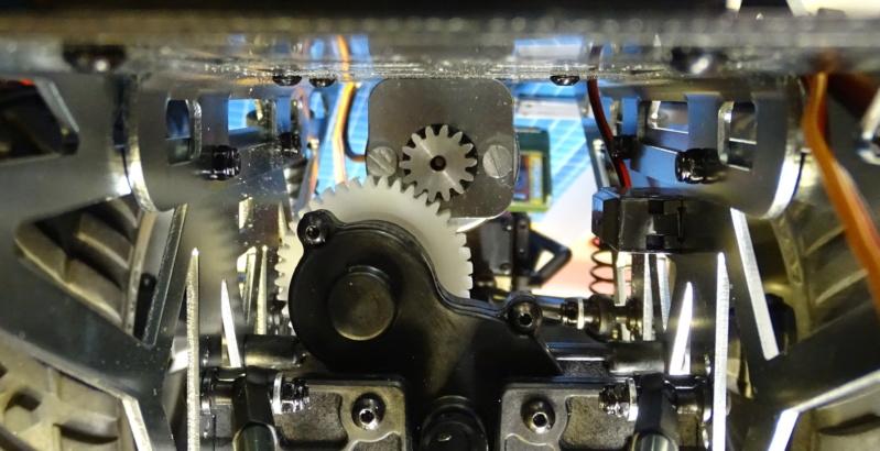 "Monstertruck ""Ground Pounder"" / Redcat Racing, 1:10 Dsc04620"