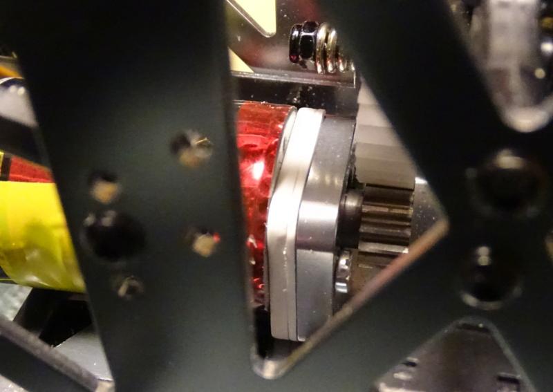 "Monstertruck ""Ground Pounder"" / Redcat Racing, 1:10 Dsc04621"