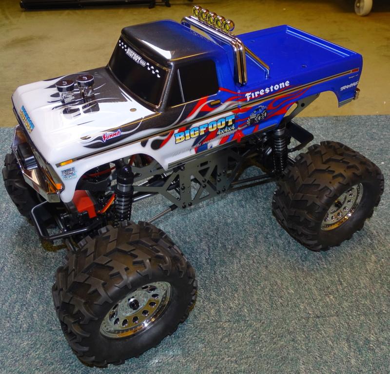 "Monstertruck ""Ground Pounder"" / Redcat Racing, 1:10 Dsc04712"