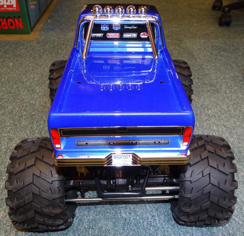 "Monstertruck ""Ground Pounder"" / Redcat Racing, 1:10 Dsc04714"