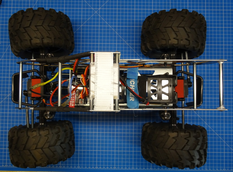 "Monstertruck ""Ground Pounder"" / Redcat Racing, 1:10 Dsc05215"