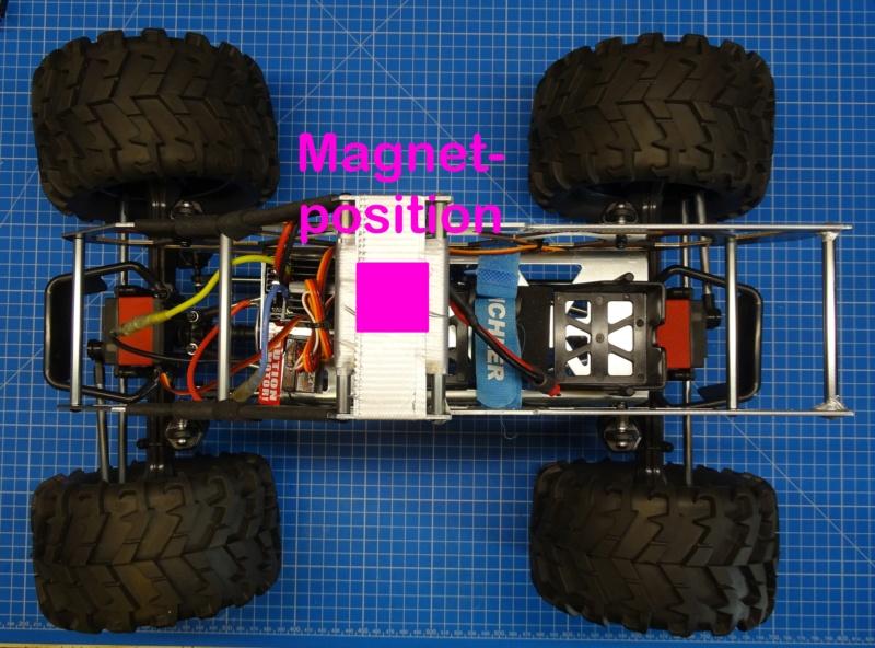 "Monstertruck ""Ground Pounder"" / Redcat Racing, 1:10 Dsc05216"
