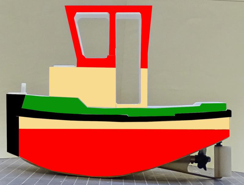 Mini TUG Q1 - Vorstellung und Baubericht - Seite 6 Farbe_10