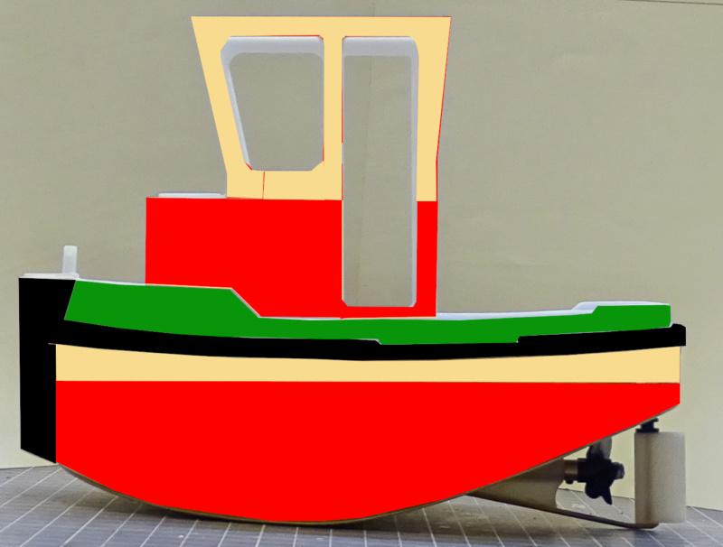 Mini TUG Q1 - Vorstellung und Baubericht - Seite 6 Farbe_11