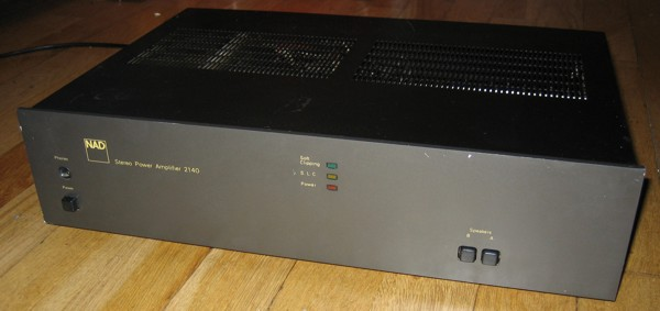 NAD 2150 stand alone amp (used)(sold)