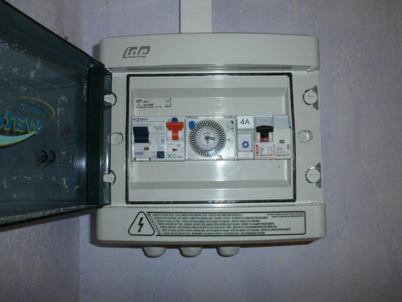 Schéma électrique Pacfirst 4.5 kw mono P5030012