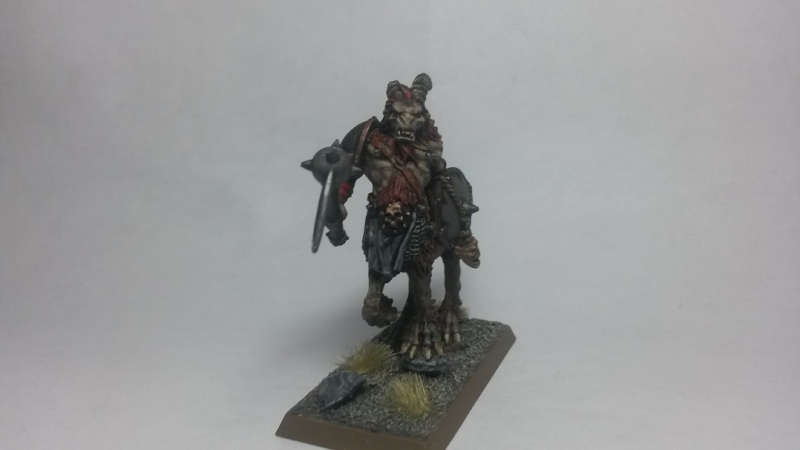 beastmen - Beastmen Warband Centig10
