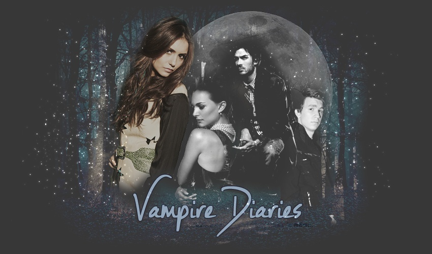 Mystic Falls a place for lost souls. Vd510