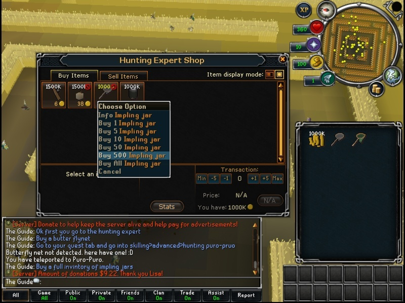 First Money Making Guide! Guide410