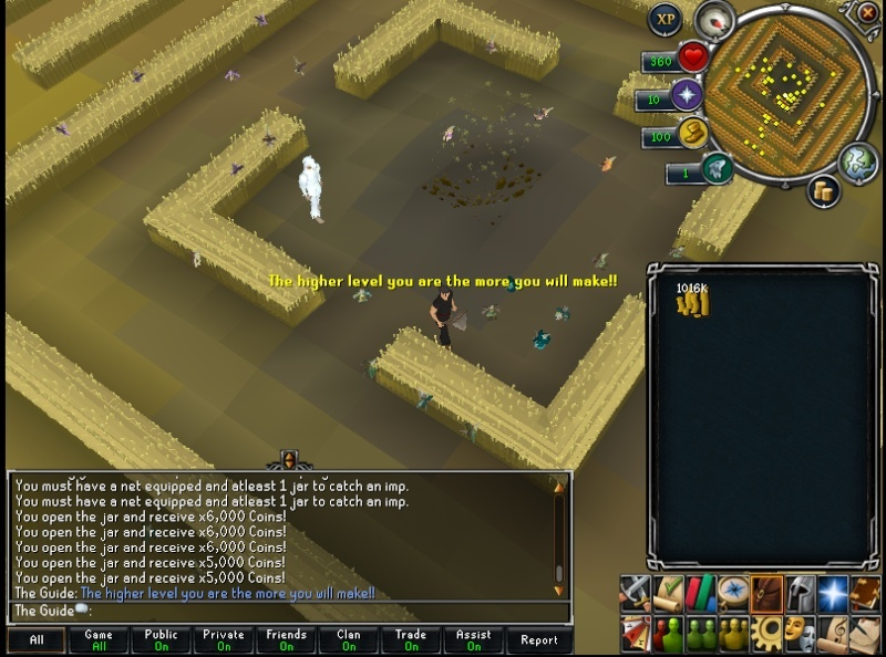 First Money Making Guide! Guide810