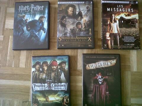 100% authentique hot-vente plus récent authentique Derniers achats DVD/Blu-ray/VHS ?