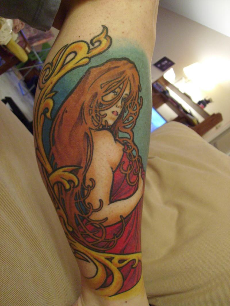 tatouage - Le tatouage : votre rapport au corps Muchet10