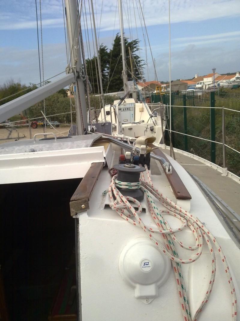 bateau - Si tu pouvais, d'un coup de baguette magique, apporter une grosse amélioration à ton bateau, ce serait quoi ? 31510