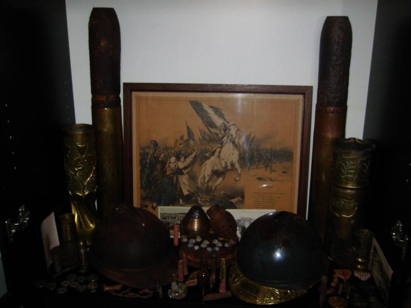 Collection de Militaria34 MAJ 20/05 1-vitr10
