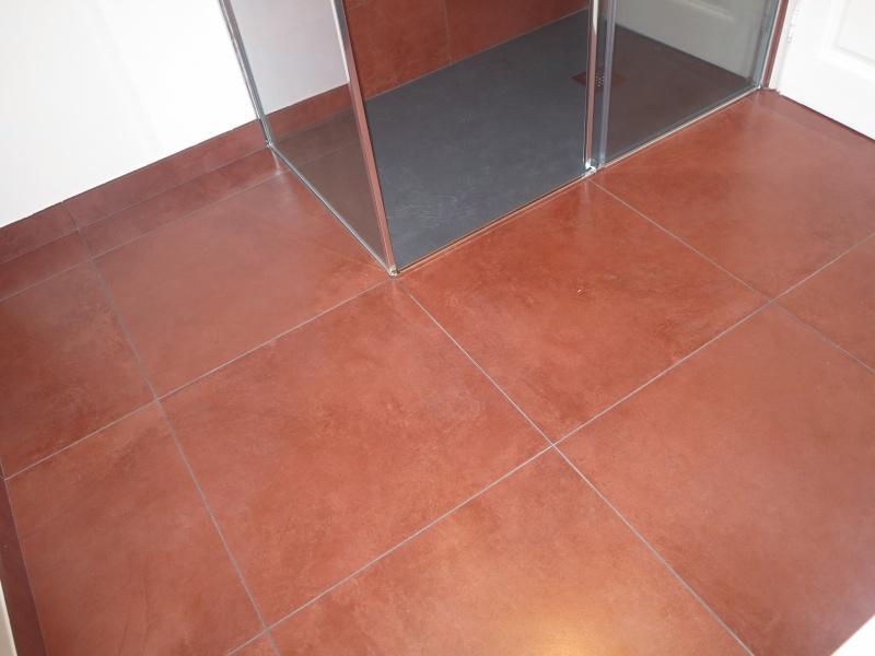 salles de bains ocre blanc noir bleu choix du rideau des meubles et accessoires merci Img_0610
