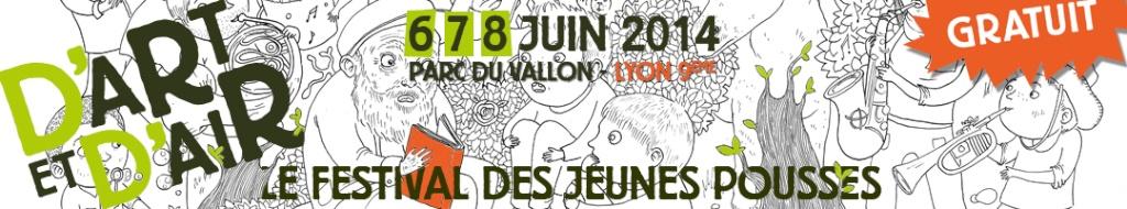 Festival D'art et D'air, du 6 au 9 juin 2014 à Lyon Bannie11