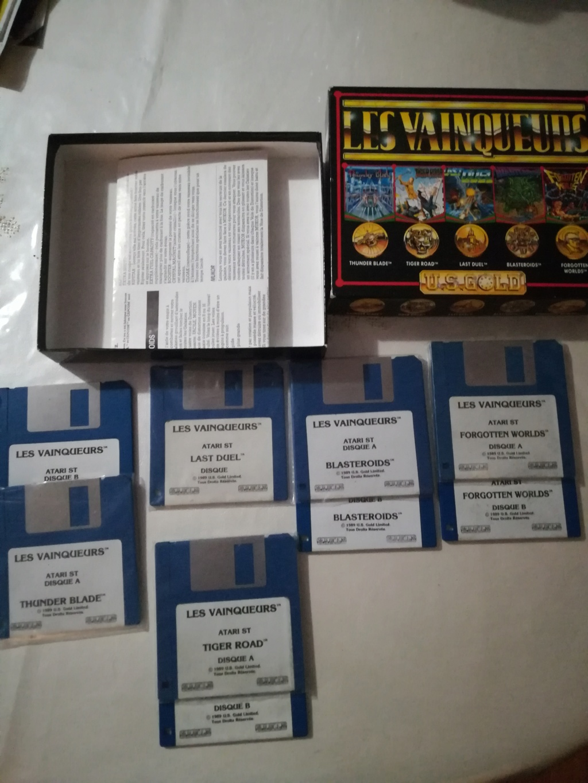 [VENDS] Jeux Atari/Amiga/C64/Amstrad/Spectrum -Reaper- Img_2125