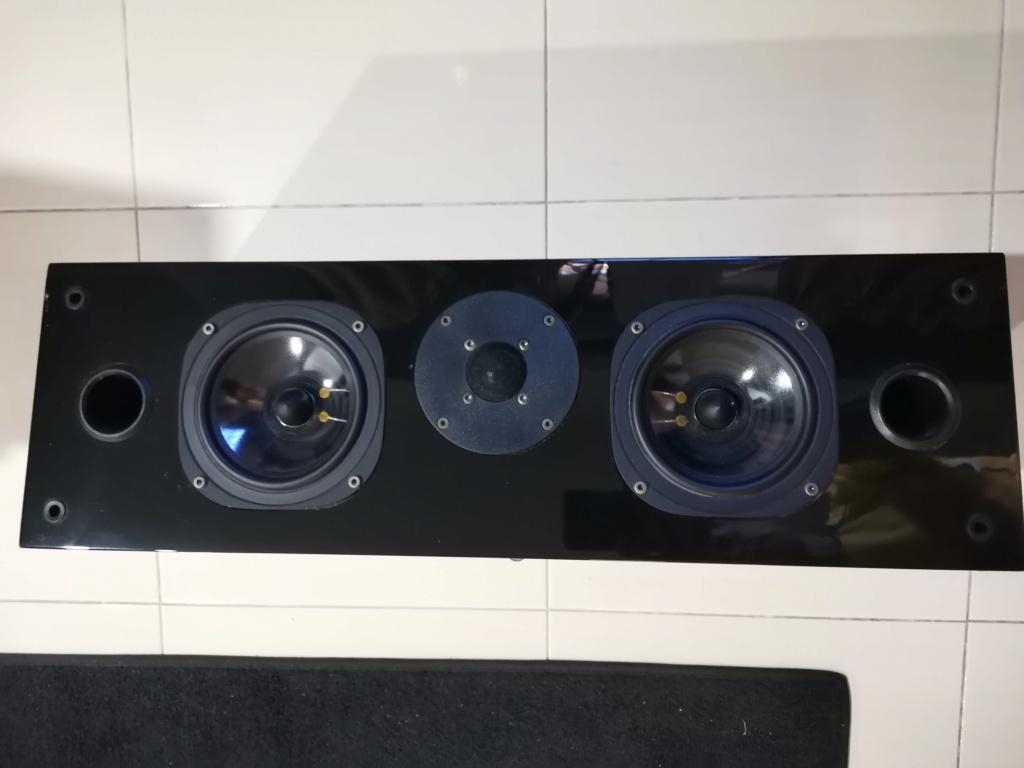 usher s-525 center speaker (sold) Img_2010
