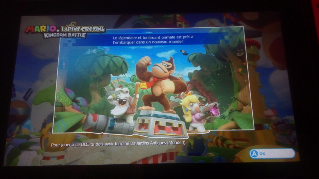 Mario+Rabbids : Kingdom Battle (Switch) - Page 6 Img_1610