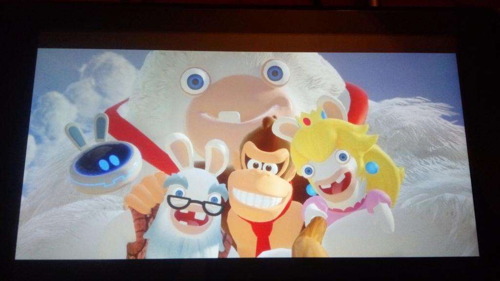 Mario+Rabbids : Kingdom Battle (Switch) - Page 6 Img_1715