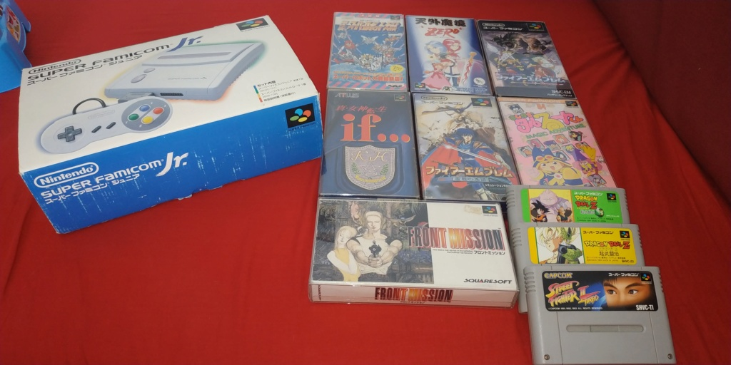 [VDS] Lot Super Famicom Jr + jeux / Club-nintendo-magazine  Img_2134