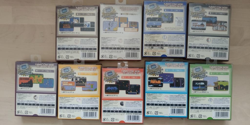 [VDS] Club-nintendo-mag/ Lot Famicom Mini GBA (baisse)  Img_2175