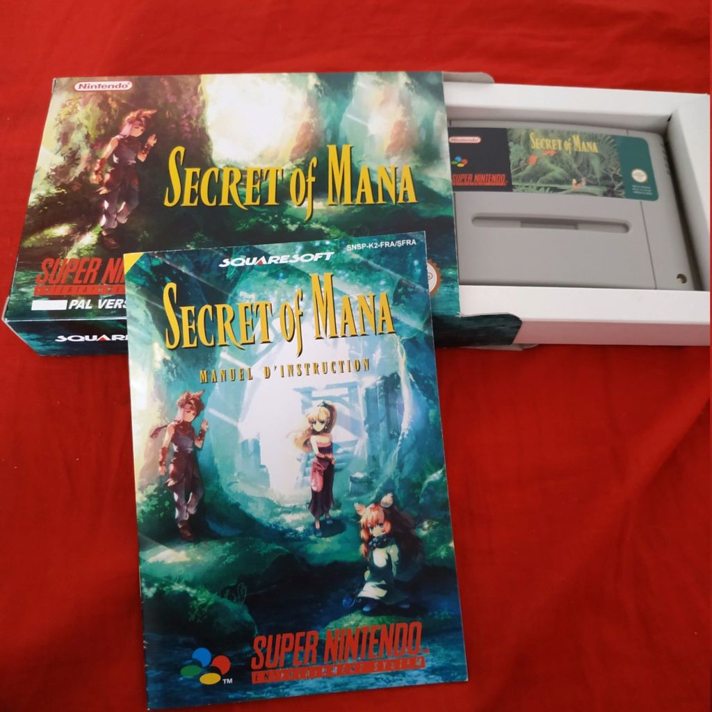 VDS Secret of Mana SNES  Img_2200