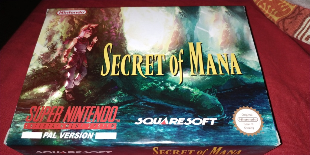 VDS Secret of Mana SNES  Img_2201