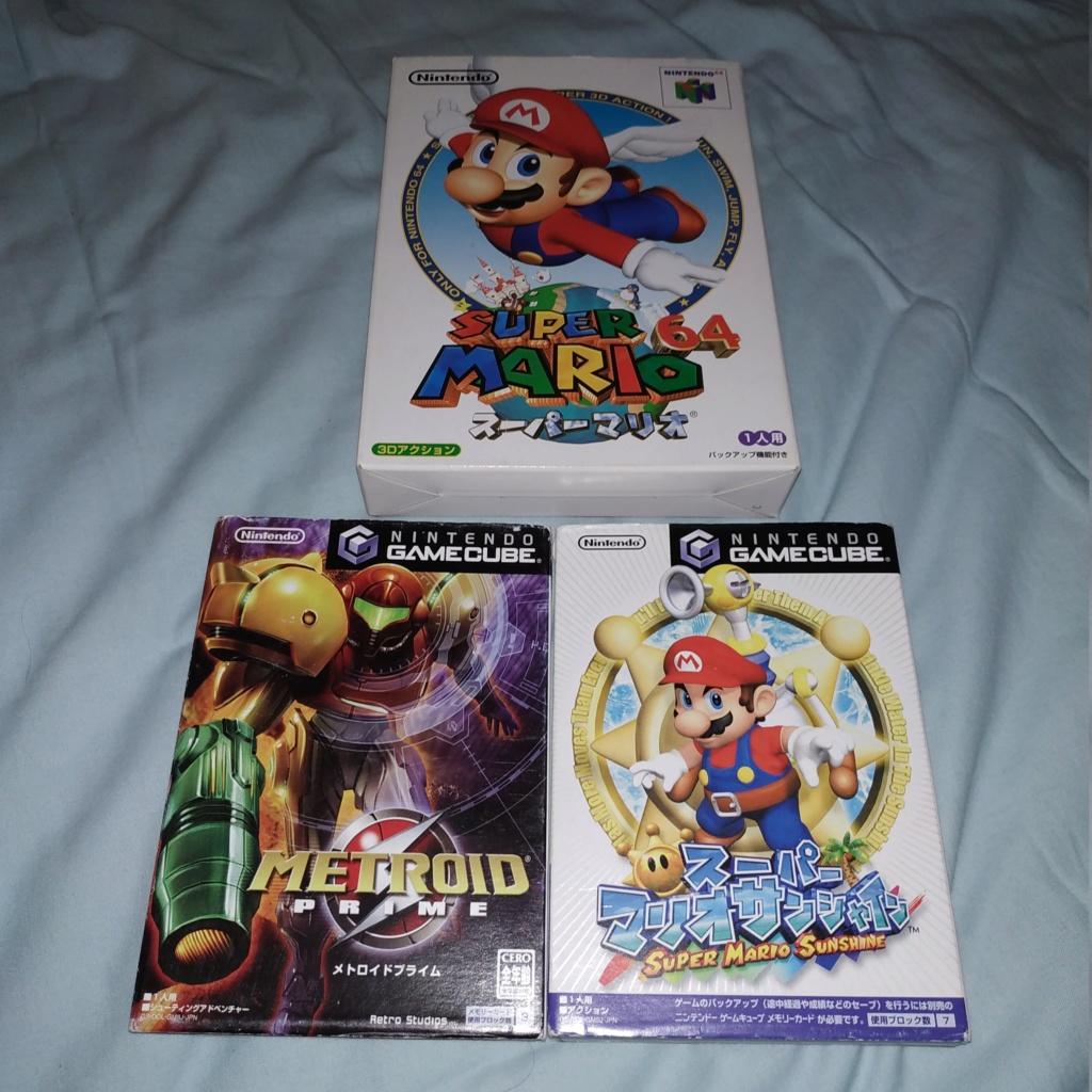 Les plus beaux visuels de boite Super famicom / Super Nintendo Img_2205