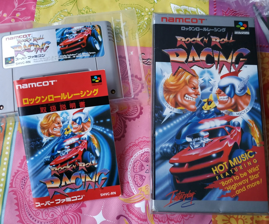 Les plus beaux visuels de boite Super famicom / Super Nintendo Img_ca10