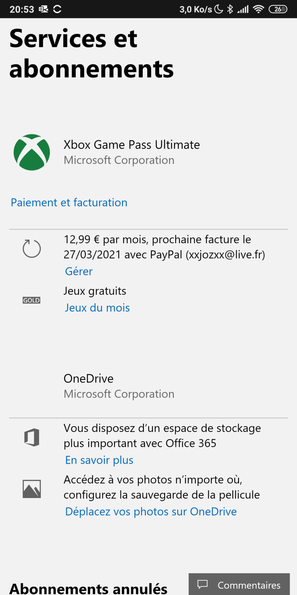 XBOX ONE, le topic généraliste - Page 28 Screen29