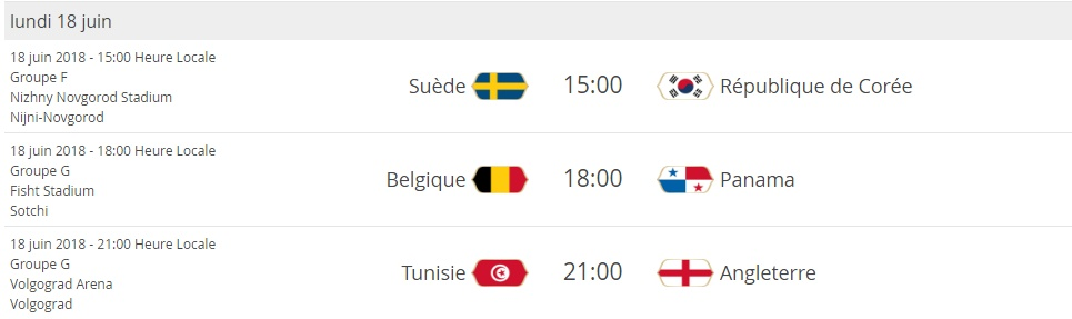Coupe du monde: présentation 1861810