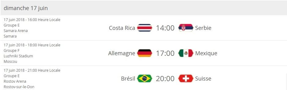 Coupe du monde: présentation D1761810