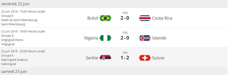 Coupe du monde: présentation V2361810