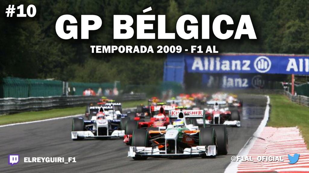GP DE BÉLGICA F1 2009 10_gp_10