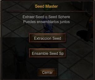 [GUÍA] Crear/Montar/Agregar/Eliminar Seeds y Porcentajes Segun Sphere [S8EP3] 34zujb10