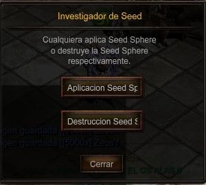 [GUÍA] Crear/Montar/Agregar/Eliminar Seeds y Porcentajes Segun Sphere [S8EP3] Tb9tux11