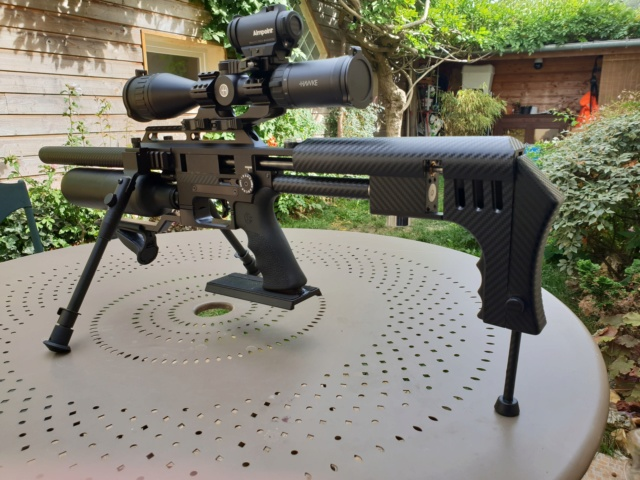 Ma petite dernière : FX Airguns Impact X - Page 2 20180926