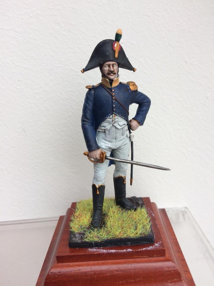 Pour l'empereur ! (Figurine napoléonienne)  27331810