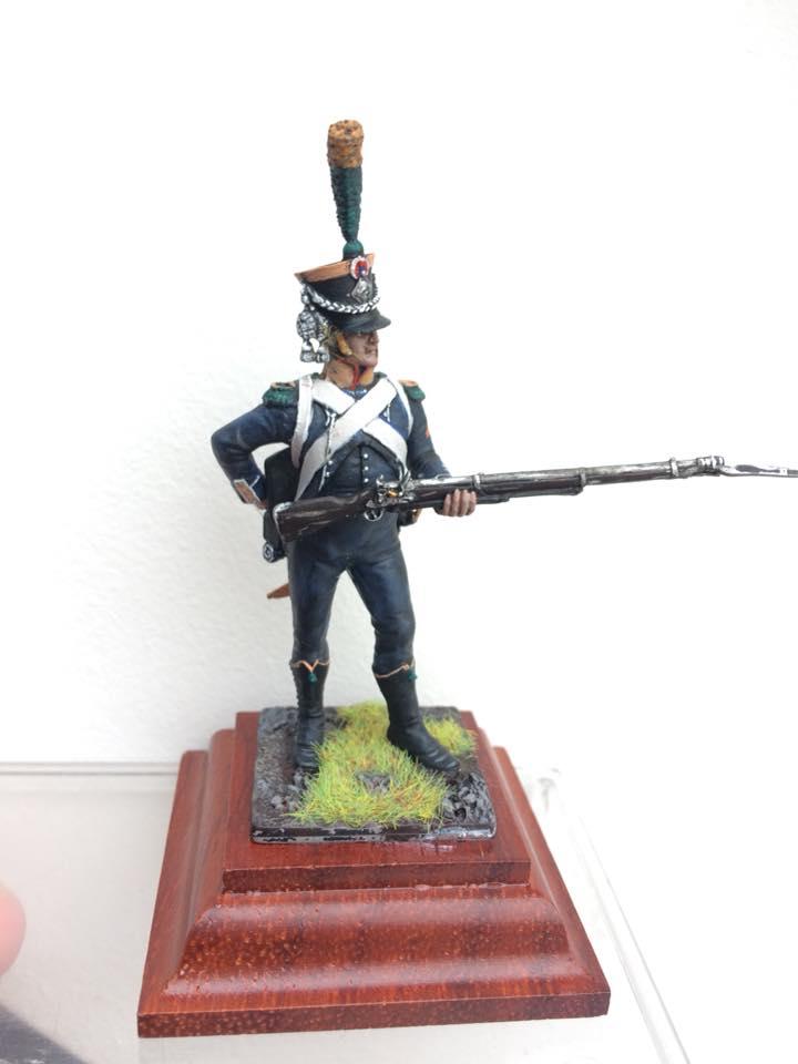 Pour l'empereur ! (Figurine napoléonienne)  27332010