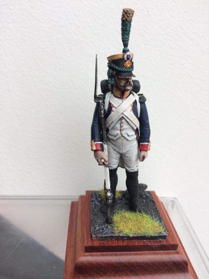 Pour l'empereur ! (Figurine napoléonienne)  27459510