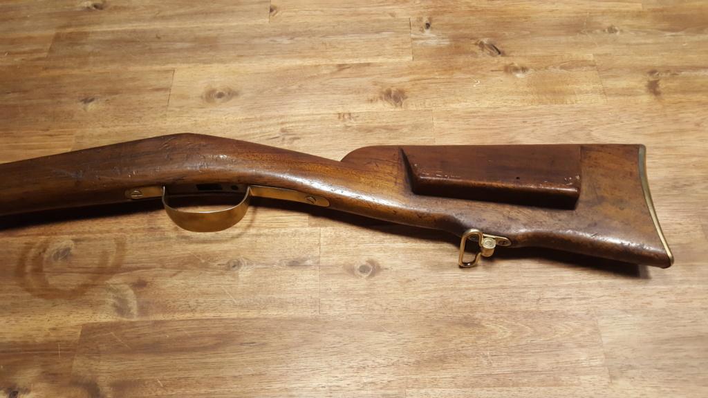 Identification d'un fusil (chassepot) 20180820